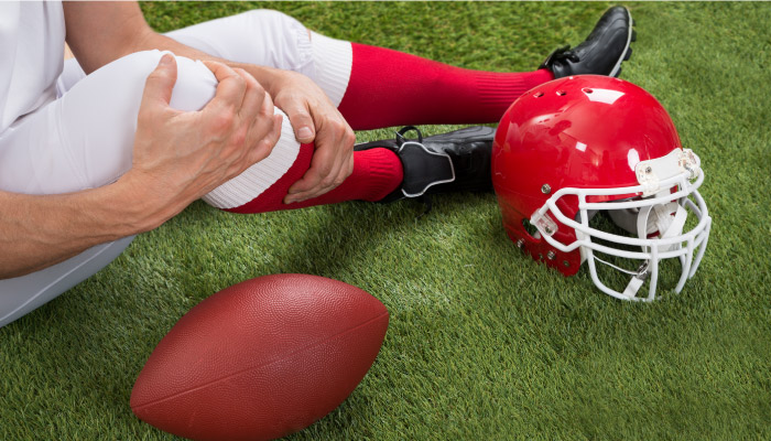 Common Football Injuries and Prevention